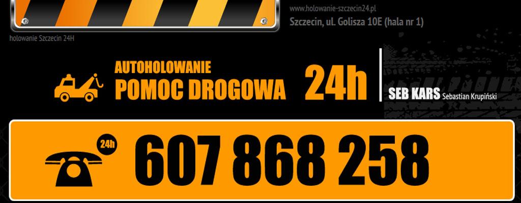 Holowanie 24 pomoc drogowa Szczecin Police Zachodniopomorskie pomoc przy aucie